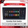 GPS van Hualingan Navigatie voor Speler van de Auto DVD van de Navigatie van Audi A8/S8 de Radio
