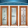 Todas las clases de puertas de aluminio/de aluminio con diversos colores y diseños