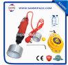 Tipo eléctrico máquina del casquillo de corona de la botella de la máquina del tapón de tuerca que capsula plástico manual (SG-1550)
