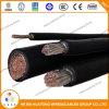 Dlo Rhh/Rhw des Kabel-2000V Kabel Parallelwiderstand-Isolierung CPE-der Hüllen-2/0AWG
