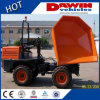 4X4 Wheel Drive 180 Turn Front Tipping Hydraulic Site Dumper