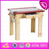 Kids、Children、Professional Drawing Table W08g025のためのPopular Wooden Toy Drawing Tableのための2015新しいWooden Drawing Table Toy