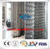 Metallic Ring Mesh Curtain for Interior Decoration