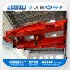 25t鋼鉄コイルの使用の天井クレーン