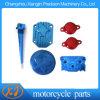 Pieza de la motocicleta por el CNC que trabaja a máquina en China