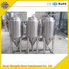 200L de commerciële Apparatuur van het Bierbrouwen, Bier die Systeem maken