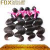 Brasiliano superiore dei capelli umani di consegna pronta del grado (FDX-BB033)