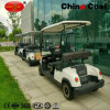Carro de golfe elétrico dos passageiros do preço de fábrica 8 de China para a venda