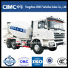 Euro3 Shacman 6X4 Drive 10m3 Concrete Mixer Truck