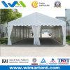 barraca de alumínio ao ar livre do casamento de 6X18m Pvcparty para a pessoa 100