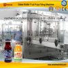 Máquina de enchimento do suco de fruta da polpa