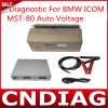 Mst-80 Auto Voltage Regulator Diagnostic Tool para BMW Icom