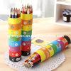 Papel Color Wooden Pencil con Pencil (18 colores)
