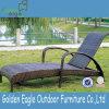 Fainéant de plastique de Sun de meubles de jardin de meubles de rotin