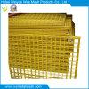 Comitato/strato saldati ricoperti PVC della rete metallica