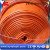 Tuyau d'aspiration de l'eau de tuyau de PVC Layflat