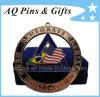 Cut out su ordinazione Medal con Velvet Box