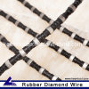 Diamante Cutting Rope Saw para Granite Quarry