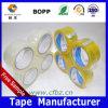 Rectángulo de BOPP pila de discos claramente la cinta con el encogimiento 4PCS