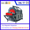 Separador magnético seco para minérios, purificação Operation-3