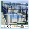 Glissière de sécurité de piscine de frontière de sécurité de jardin en métal