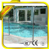Frontière de sécurité de piscine de verre trempé de sûreté avec du CE/ISO9001/ccc
