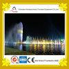 Grande fontaine d'eau splendide de musique avec l'exposition de laser