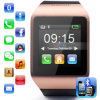 1.54 '' affissioni a cristalli liquidi Touch Screen, sincronizzazione Call&Massages con l'OS Phone Watch Android/dell'IOS