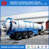 공장 판매 3 차축 20m3 20 의 판매를 위한 000L 하수 오물 흡입 탱크 트레일러