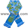 De Dubbele Partijen die van de Kop van de Wereld van Argentinië 2014 de Verschillende Ontwerpen van de Sjaal van de Voetbal van de Jacquard breien