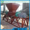 Desfibradora de la basura del neumático/del plástico/de la espuma/de madera/de alimento/de la basura municipal/del hueso animal/de la basura sólida/Metal/PCB