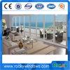 Kundenspezifisches Doppeltes Verglasung Aluminium, das Türen/Schiebetür stapelt