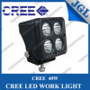 Luzes quentes do diodo emissor de luz do CREE! diodo emissor de luz Work Lamp do CREE 40W, do  diodo emissor de luz Driving Light CREE 4, fora do diodo emissor de luz de Road Work Light, CREE Lights 12V/24V