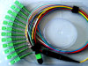 MPO-Sc/APC MPO et fibre optique de MTP Patch Cords et Cable Assemblies avec 8-Core, 12-Core, et 24-Core