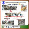 Maquinaria inteiramente automática do peso e de empacotamento do macarronete de China