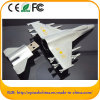 Air Plane Shape Mini Metal USB com logotipo personalizado (EM606)