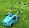 32cm Cutting Width 4-7cm Height Adjustment Hand-Push Lawn Mower