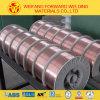 ミグ溶接ワイヤーガスによって保護される溶接ワイヤ