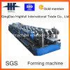 Automatisches Getriebe gefahren, das Maschinerie-Metalldach schneiden, das Maschine bildet