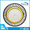 150W alto indicatore luminoso basso della baia del UFO LED di lumen IP65