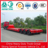 Sinotruk 40ft 3-Axle Container Semi Trailer Flat Bed