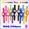 Silicone Kids Fashion Quartz Sports Toy Relógios