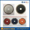 Type disque de diamant de découpage de cercle