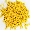 Amarillo soplado Masterbatch, de la película de la película plástica del PE amarillo soplado la bolsa de plástico Masterbatch, las concesiones de la película del precio