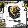 Originele Enerpac Pme, PMU-Reeksen, de Draagbare Elektrische Pompen van de Moersleutel van de Torsie