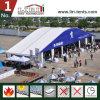 1000 الناس قوس خيمة بنية في نيجيريا لأنّ كنيسة وحزب