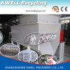 Shredder da tubulação do bloco do saco da protuberância da película plástica/máquina do recicl