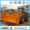 Затяжелитель колеса заграждения тонны Zl50 Китая 5 для сбывания