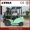 Ltmaの上昇トラック2tの電気フォークリフトの価格