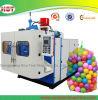 Weicher Höhlung LDPE-Kind-Spielzeug-Plastikkugel-Strangpresßling-Blasformverfahren, das Maschine herstellt